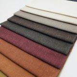 Tela tejida sofá de la materia textil del hogar del amortiguador de la tapicería