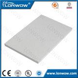 Tuiles de plafond d'isolation de fibre de verre de qualité