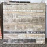 木製の一見の大理石の床タイル60X60