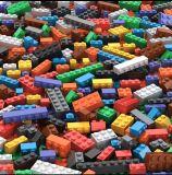 Образование DIY Toys блок малых частиц строительных блоков