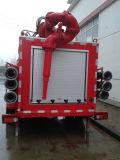 Dispositif marin de lutte contre l'incendie de conteneur de matériel de lutte contre l'incendie