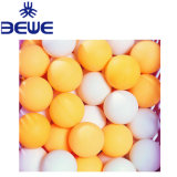 2018の新しい工場卸売の安くカスタマイズされた卓球の球の卓球