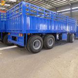 Reboque cheio da carga incluida de 3 eixos na venda