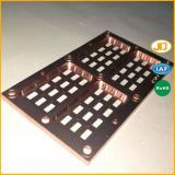 Pezzo meccanico di giro d'anodizzazione di CNC dell'acciaio inossidabile di precisione