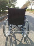 Стальная ручная, хозяйственная, функциональная кресло-коляска Kbw871c