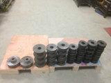 Machine de roulement de dépliement de cintreuse de pipe de tube approuvé de la CE (HHW-76B)