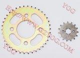 Motorrad-Teil-Übertragungs-Installationssatz-Kettenrad-Installationssatz für Rx150/Suka150/Titan150