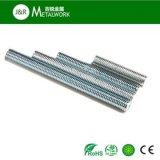 Grade4.8 amorçage galvanisé galvanisé Rod (DIN975)