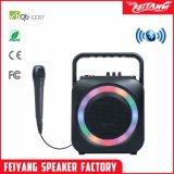 6.5 인치 다채로운 재충전용 Bluetooth 스피커 상자 F105