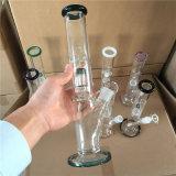 Bontek Stright et type simple l'eau en verre Shisha pour le fumage