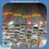 AISI 304空セクションステンレス鋼の正方形の管