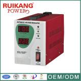 Regulador de voltaje superventas del vatio 5000va de la fuente Indoor500 Stabbilizer