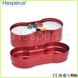 Sostenedor Endo de los ficheros de la autoclave de Hesperus del esterilizador de la caja de la desinfección dental dental de Burs