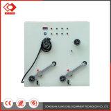 Double toronnage vertical de dos de bobine tordant la machine de câble