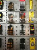 профессиональный пунш ногтя 3PCS установленный в пластичный случай (PC-6-1)