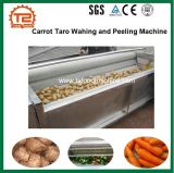 Carroの洗浄の皮の機械およびタロイモの洗濯機のピーラー自動機械