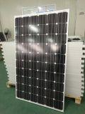 Mono módulo solar de 300W 72celdas en la red eléctrica del Sistema Solar