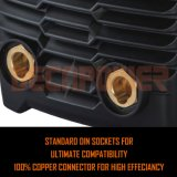 180A Elektrode 5.0mm van de Omschakelaar van de Lasser van de Boog IGBT de Machine van het Lassen MMA