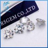 9.0mm 심혼과 화살의 둘레에 3개의 캐럿은 Moissanite 백색 다이아몬드를 잘랐다