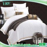 4 Piezas barata ropa de cama de 300t cubierta para el dormitorio principal
