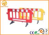 Valla de tráfico de plástico de Avalon, Carretera de barrera para la seguridad