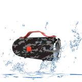新しいデザインフリップ防水USBハンズフリー力バンク機能無線Bluetoothのスピーカー