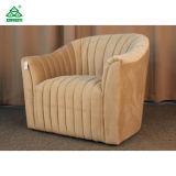 Sofá clássico/antigo sofá francês de Seater do estilo de país do único um da pessoa