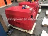 Générateur diesel insonorisé résidentiel portatif compact par l'engine d'Air Cooled