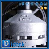 Klep van de Poort van het Roestvrij staal van de Einden van Didtek de Handwiel Van een flens voorzien CF3m