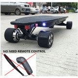 4車輪の電気スクーターのスマートな自己のバランスリモート・コントロール無し