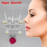 Remplissage cutané Corée d'acide hyaluronique secret marqué d'Aqua de la CE