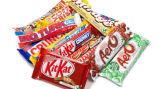 Alimentação automática de alimentos extrudados linha de embalagens