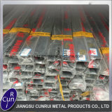 Tubo cuadrado de acero enarenado del ms 150X150 del peso del surtidor de China