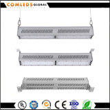 As luzes lineares do diodo emissor de luz Highbay com o Ce&EMC&RoHS 50W-500W que pendura/montaram