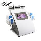 De vacuüm Machine van de Cavitatie van het Verlies van het Gewicht van het Uiteinde Opheffende