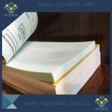 L'impression UV de logo conçoivent le certificat de papier de filigrane