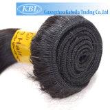 Neuf prolonge péruvienne de cheveux humains de 100% (KBL-pH-BW)