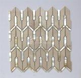2017 새로운 디자인 자개 혼합 대리석 모자이크 건축재료