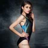 Сублимация женщина печати Professional ввергнуть Racing купальный костюм из одного куска купальный костюм