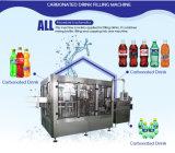 Embotelladora de la bebida carbónica para la botella plástica