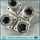 Rodamiento linear de alta temperatura del CNC con el soporte de acero (series del LM… LGA)