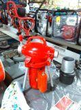 """La limpieza seccional del hogar de los productos de limpieza de discos del dren filetea 4 """" líneas de dren (GQ-75)"""