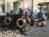 Pompa ad acqua diesel orizzontale di caso spaccato per acque luride e fango