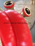 3 formas divisor de fuego / Siamés con válvulas de bola