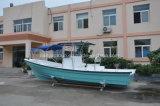 Liya Fiberglass Boat Building 25feet Center Comforts Fiberglass Boat