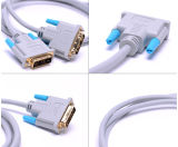 HDTV PC Moitor LCD를 위한 DVI 케이블에 Gold-Plated HDMI