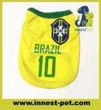 Equipo de Baloncesto fútbol ropa de Perro, Perros tshirt