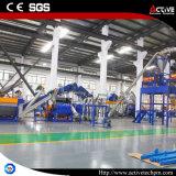 기계를 재생하는 2000kg/H PE PP 아BS PC