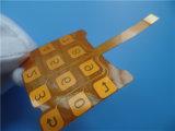 O OSP (Organic Solderability conservante) Placa de Circuito Tacoinc Tly-5 cego através de
