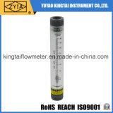 Compteur de débit acrylique de gaz de CO2 d'azote de Zyia/compteur de débit portatif de gaz